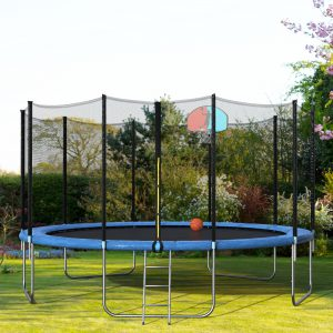Short guide for buying a trampoline